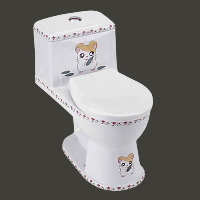 toilets white chippy mouse child size toilet gpf