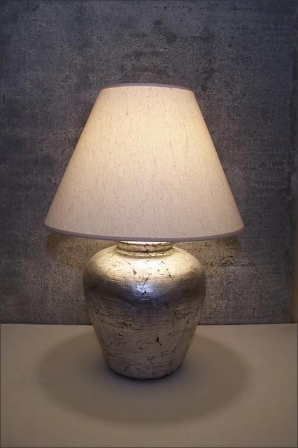 fleur de lis flea lamps with character contemporary table lamps. Black Bedroom Furniture Sets. Home Design Ideas
