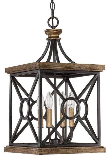 Traditional Foyer Chandeliers : Capital lighting sy landon foyer chandelier surrey