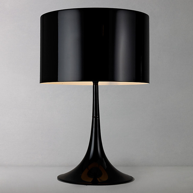 Image gallery modern table lamps for Modern contemporary table lamps