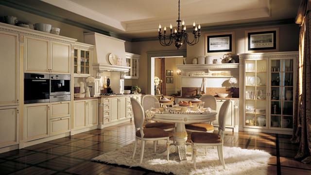 Luxury italian custom made kitchens by martini mobili for Mobili di design new york
