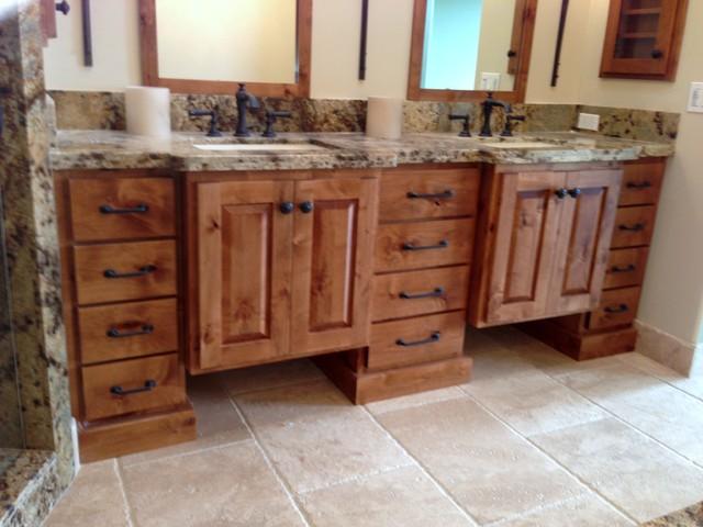 Rustic Elegance Rustic Bathroom San Luis Obispo By