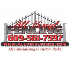 All Vinyl Fencing Hammonton Nj Us 08037