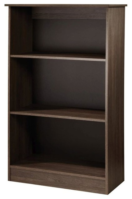 Contrast High Gloss Bookcase