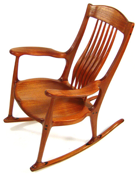 Rocking Chair Modern Rocking Chairs San Francisco By Moldovan Studio Furniture