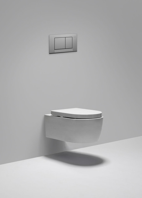 Metrix Dual Flush 0.8/1.6 G Wall-mount Toilet