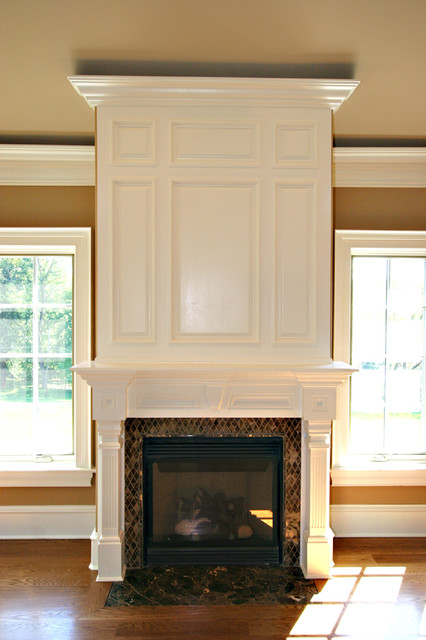 Custom Fireplace Mantles Build Ins New York By Trim