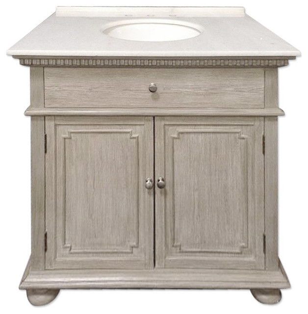 WF B3952 Vanity Farmhouse Bathroom Vanities And Sink Consoles by Second