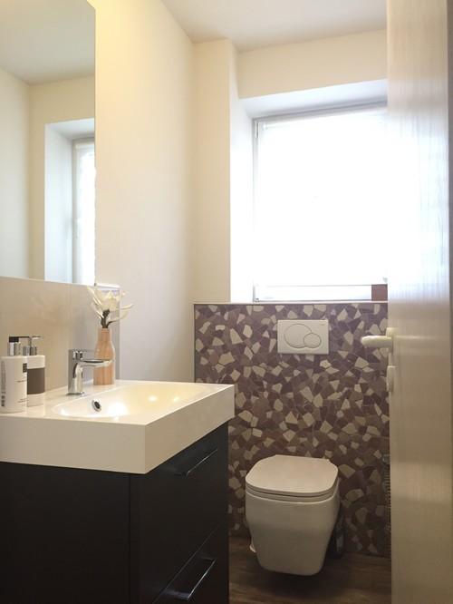Badezimmer Ideen Gaste Wc : Ideen für Gaste WC