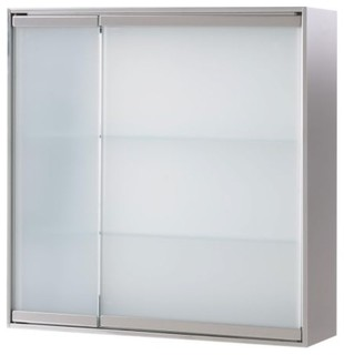 SALTSKÄR Wall cabinet - Scandinavian - Medicine Cabinets - by IKEA