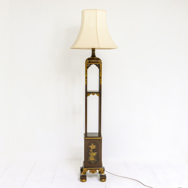 1920 39 s chinoiserie standard lamp for 1920 floor lamp