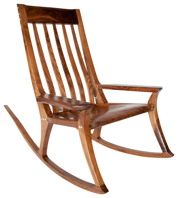 Single Wide Rocking Chair - Contemporary - Rocking Chairs - by HGrosse ...