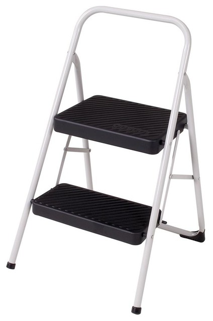 Folding Step Stool Contemporary Ladders And Step