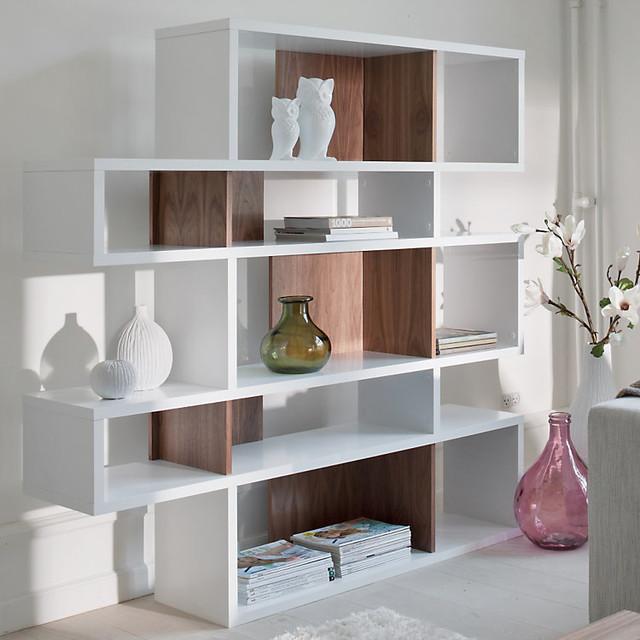Living room smart furniture modern bookcases other Modern shelves for living room