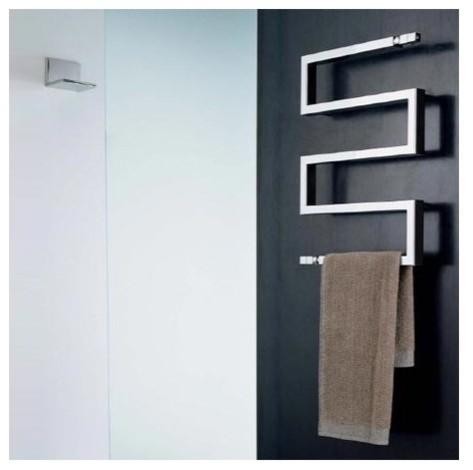 Nameeks | Snake Hydronic Towel Warmer 50 - Modern - Towel Warmers