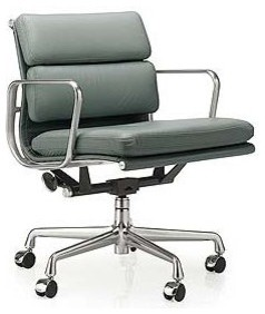 Eames Soft Pad Management Chair Modern Office Chairs By Design Within R
