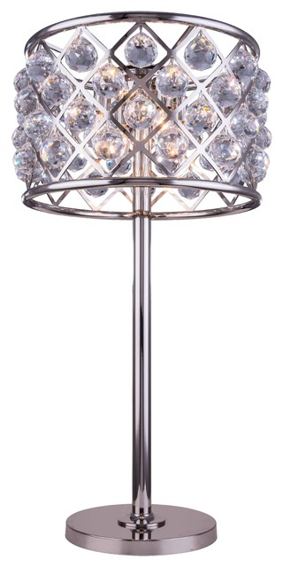 rc table lamp from the madison collection traditional table lamps. Black Bedroom Furniture Sets. Home Design Ideas