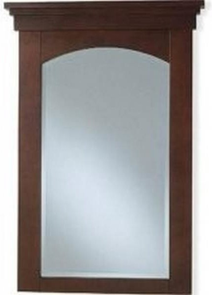 Luxury Kensington Pivot Mirror  Traditional  Bathroom Mirrors  By Pottery