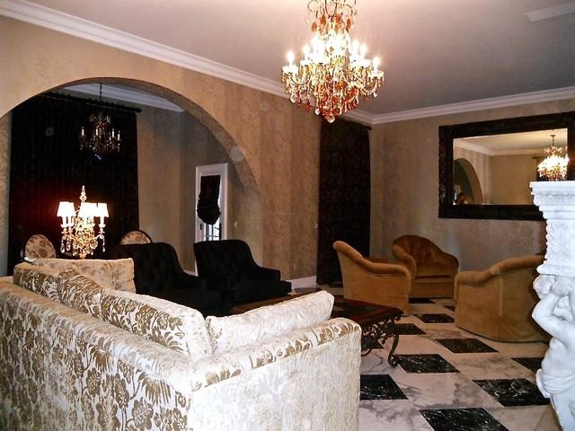 1910 Mediterranean Villa, Rennovation - Villa Del Sol ...