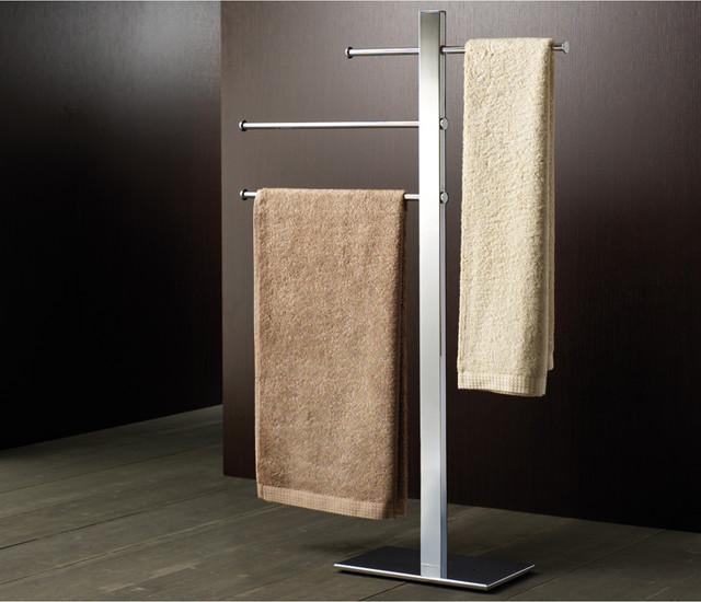free standing towel racks 2