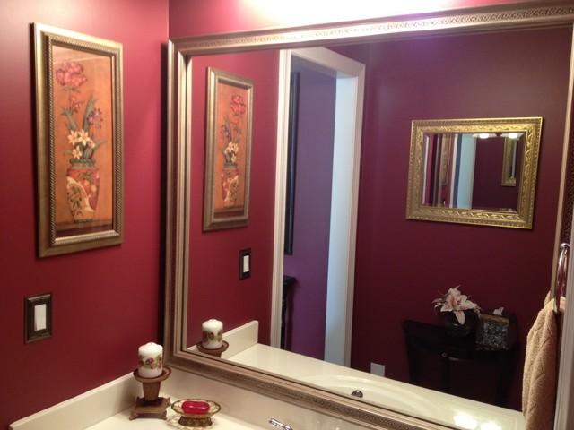 ... Frame Style - Bathroom Mirrors - Atlanta - by Frame It! Mirror Designs