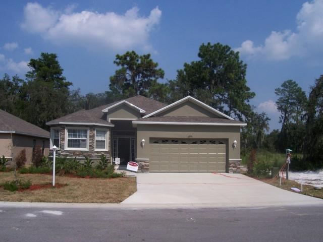 Evergreen park exterior home photos south lakeland fl new for Florida home designs lakeland fl