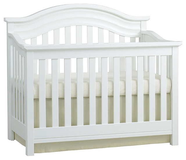 baby cache riverside lifetime convertible crib white transitional cribs by toys r us. Black Bedroom Furniture Sets. Home Design Ideas