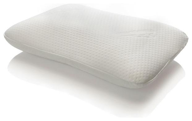 Tempur Pedic Traditional Pillows : Tempur_pedic Symphony Pillow