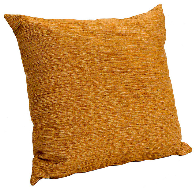 Mid Century Outdoor Pillows : Mull Cushion Ginger - Midcentury - Decorative Cushions - london - by Linda at LuxDeco