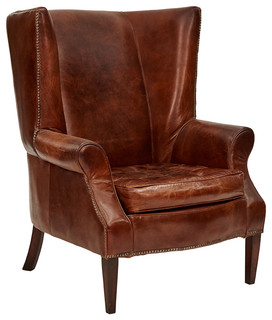 Sancroft Wingback Traditional Armchairs And Accent Chairs Sydney By D