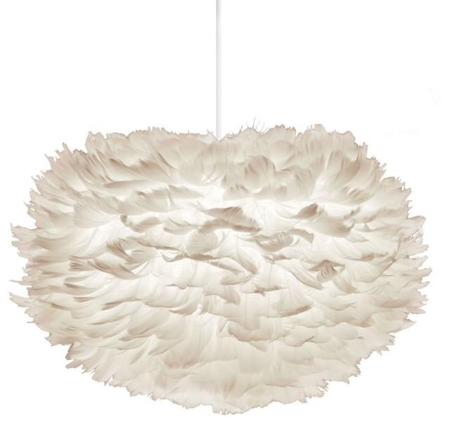 suspension design en plumes eos scandinave suspension luminaire par. Black Bedroom Furniture Sets. Home Design Ideas
