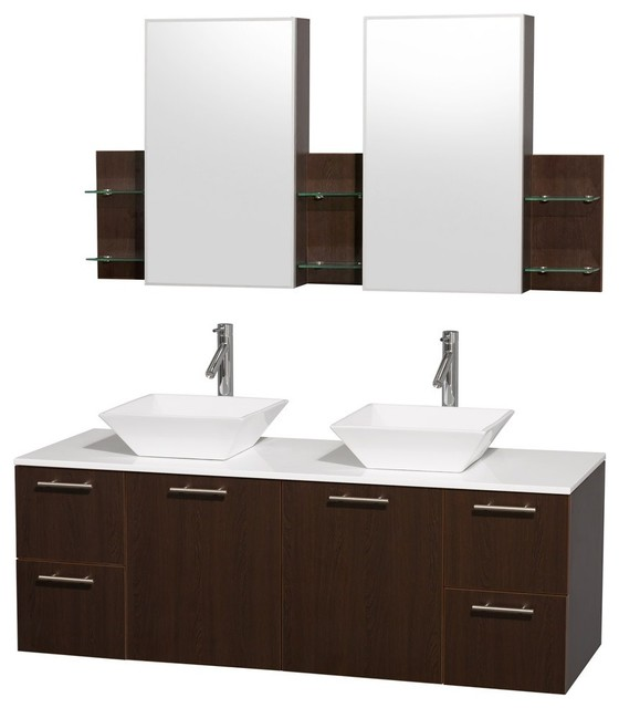 Floating Bathroom Vanities Contemporary Bathroom Vanities And Sink