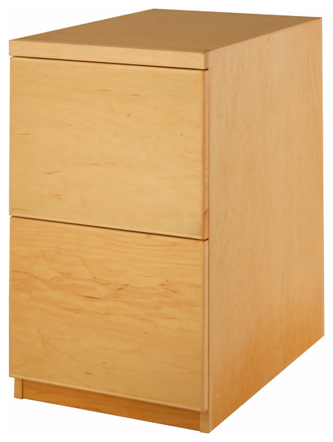 File Cabinet - Scandinavian - Filing Cabinets - chicago - by 57th Street Bookcase & Cabinet