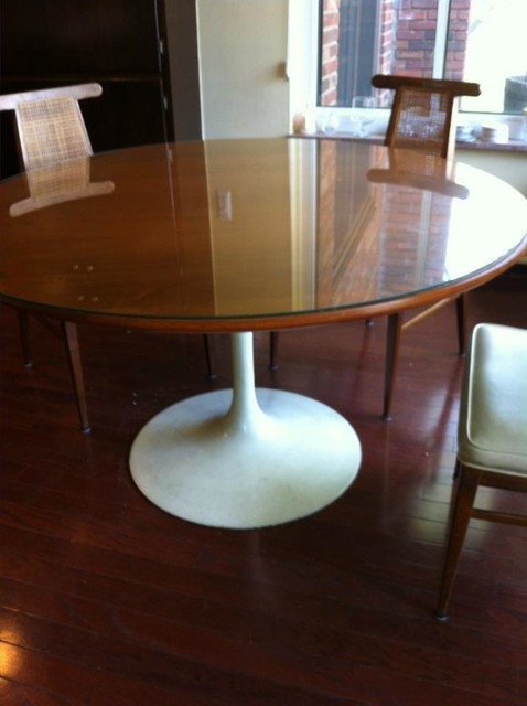 Mid Century Consignments Dallas Modern Dining Tables Dallas By Antiqu