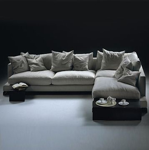 Long Island Sectional Sofa Contemporary Sectional