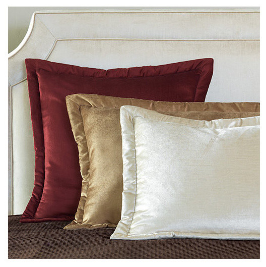 Therapedic Traditional Bed Pillow : Lucerne Bed Pillow - Traditional - Decorative Pillows