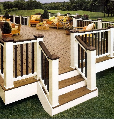 great deck ideas patio deckdesigns deck design ideas simple small - Patio Deck Design Ideas
