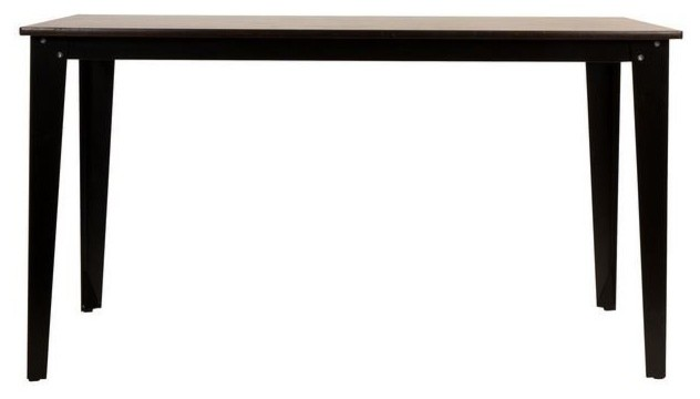 Table repas scuola 140 x 70 cm contemporary dining for Table 140 x 70