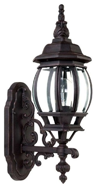 Capital lighting french country 1 lamp wall mount outdoor for French country outdoor lighting