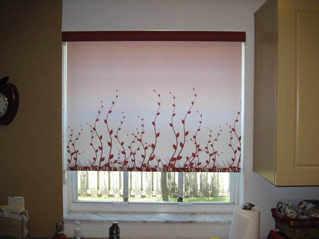 Dyo design your own shade window treatments miami by Make your own shade house