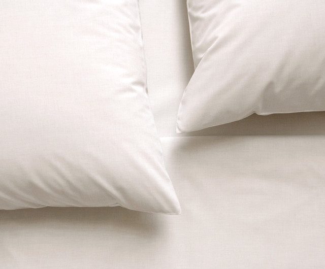Scandinavian Pillow Cases : Area Inc. Taylor Beige Standard Bag-Style Cases - Scandinavian - Pillowcases And Shams - by Area ...