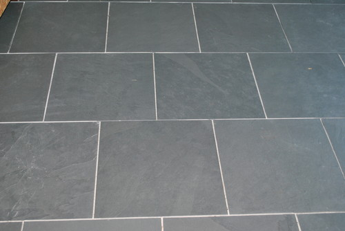Slate And Dark Grout : Please help with grout color for montauk blue brazilian
