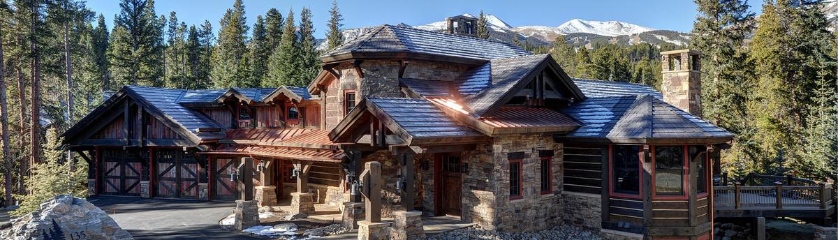 Gunson Custom Mountain Architects Breckenridge Co Us 80424