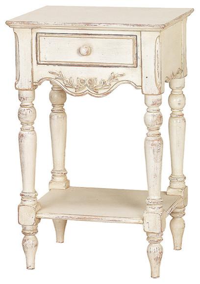 chevet 1 tiroir moderne table de chevet et table de. Black Bedroom Furniture Sets. Home Design Ideas