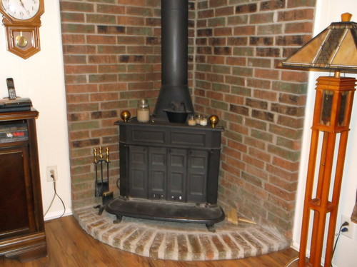 Ideas For Refacing Wood Burning Stove Surround