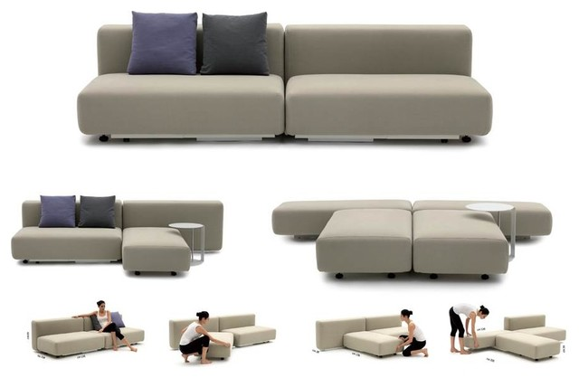 Modern Sofa Beds SB 27 Made In Italy Futons