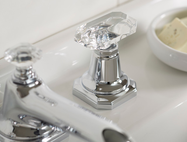 For Loft By Michael S Smith Basin Faucet Set Crystal