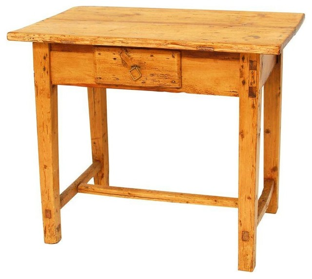 ... Farm Table - Modern - Nightstands And Bedside Tables - by Chairish