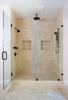 Oversized Shower by avarchitectsbuild.com
