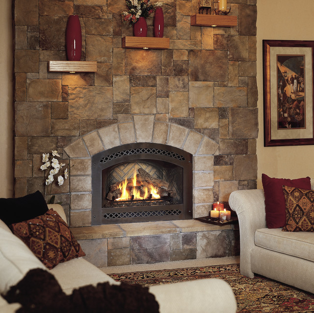 fireplaces with cultured facing new york by instone